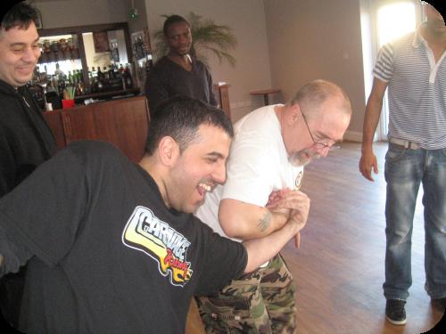 Self Defence Greenman Training